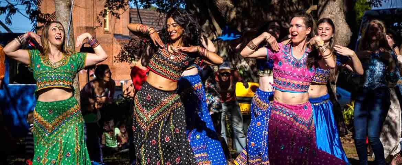 Mullumbimby District Neighbourhood Centre Bollywood Dance Classes Shamilla Millard