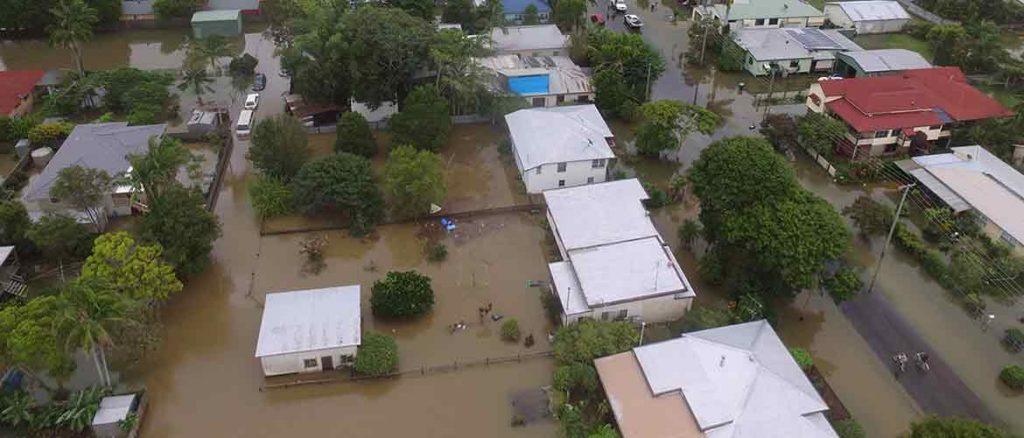 Mullumbimby District Neighbourhood Centre Emergency Flood Relief 2017