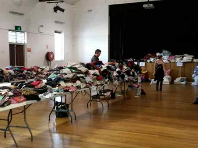Mullumbimby District Neighbourhood Centre Disaster Relief 2017