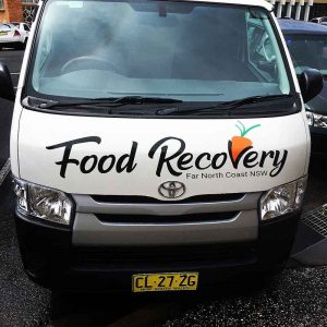 Food Recovery Van Mullumbimby and District Neighbourhood Centre