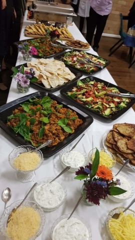 Hub Grub catering Social Enterprise Mullumbimby District Neighbourhood Centre