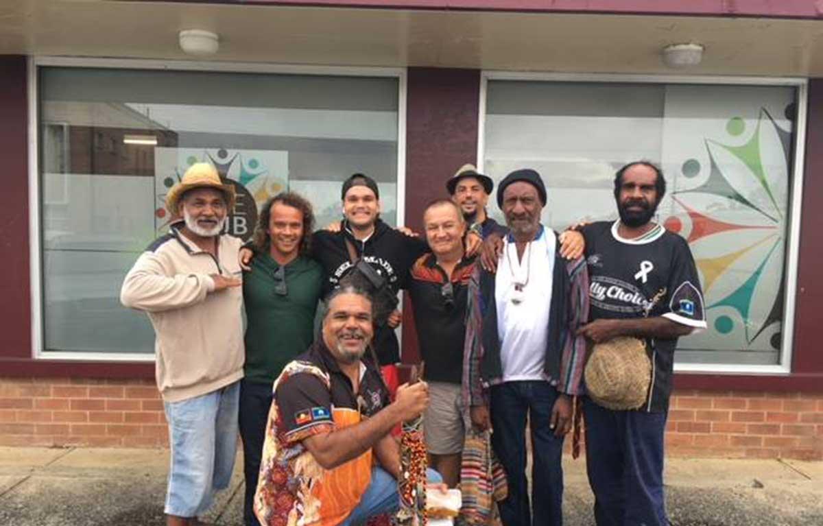 Mens Yarn Up Group Mullumbimby District Neighbourhood Centre