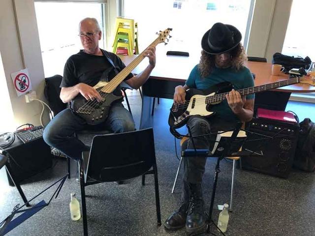 MDNC Inaugural Open Day Mullumbimby 2019 Music Therapy