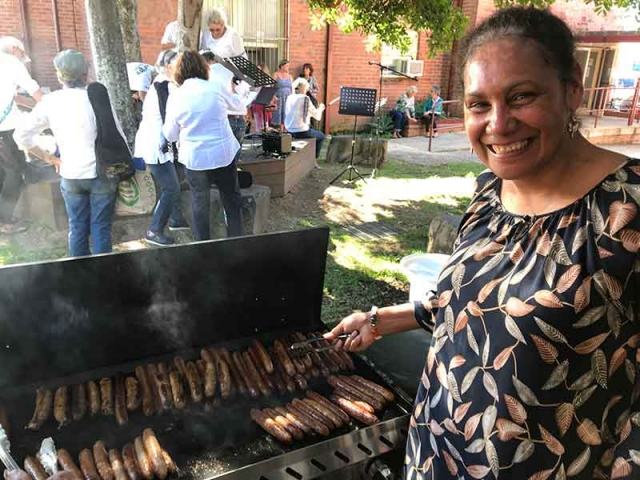 MDNC Inaugural Open Day Mullumbimby 2019 Open Day Barbeque