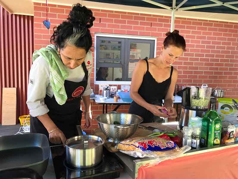 MDNC Inaugural Open Day Mullumbimby 2019 Ronite Cook Off