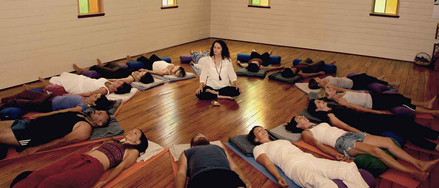 Yoga-Nidra Meditation Class Mullumbimby District Neighbourhood Centre
