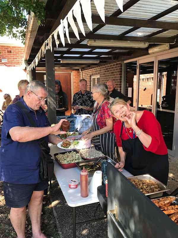 MDNC Inaugural Open Day Mullumbimby 2019 Yummy Food